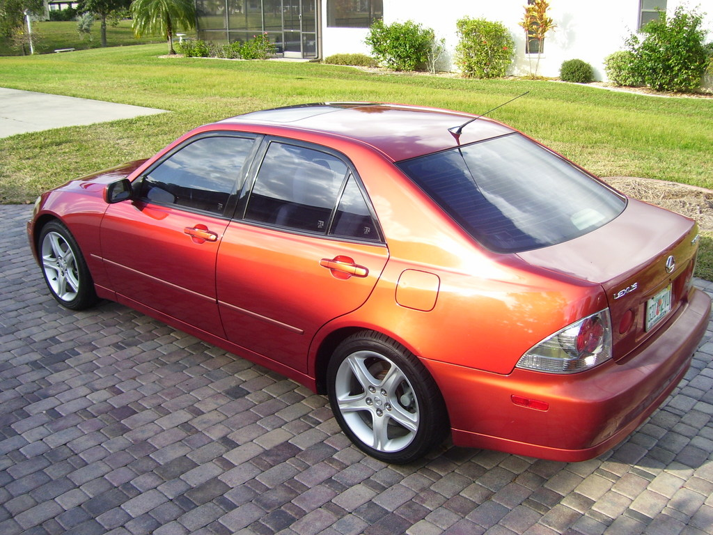Another fiyaman 2004 Lexus IS post... - 13693353