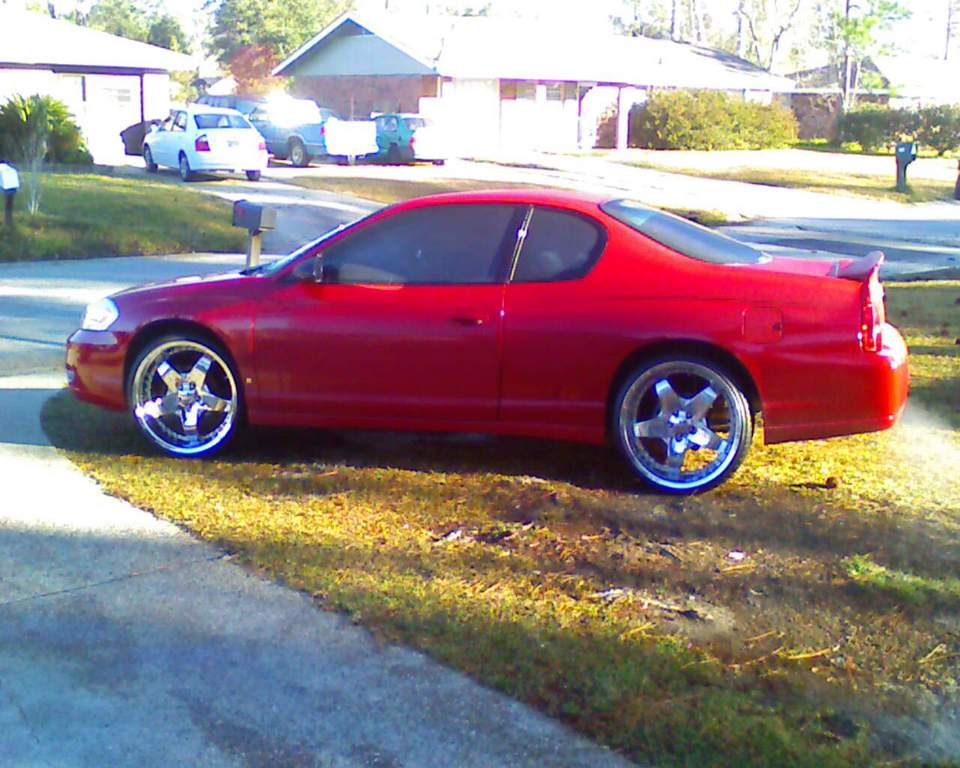 Another wilsonboi07 2007 Chevrolet Monte Carlo post... - 12376121