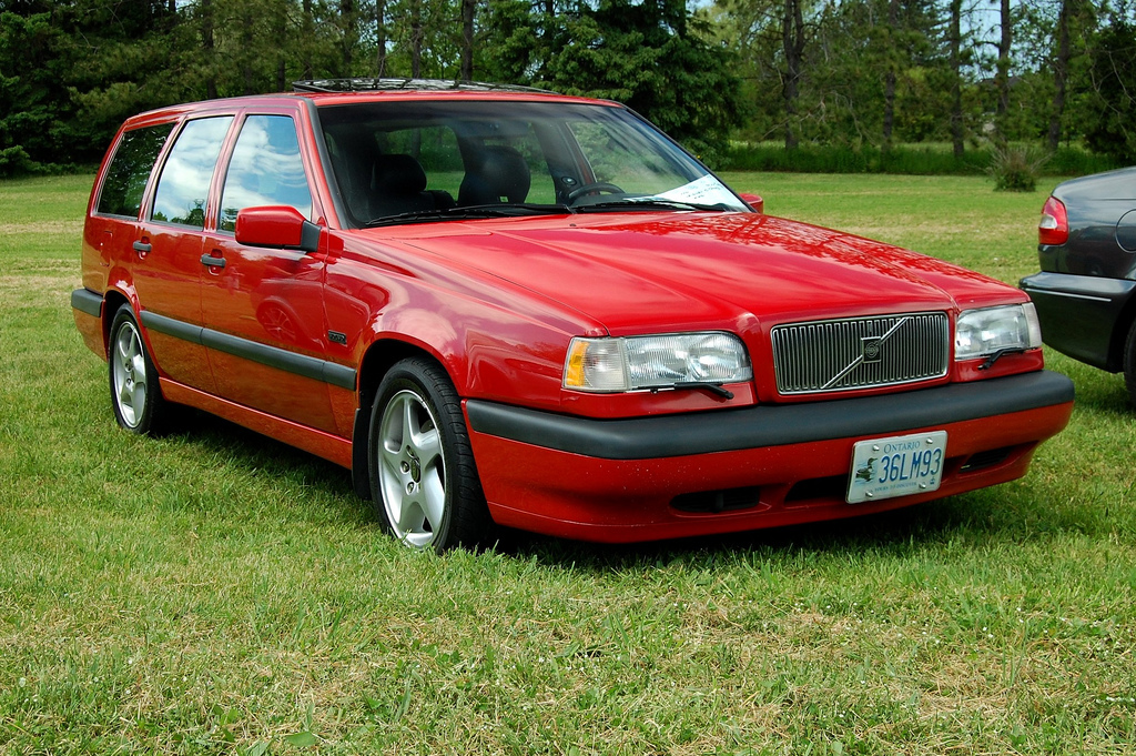 GTAMIKE's 1996 Volvo 850