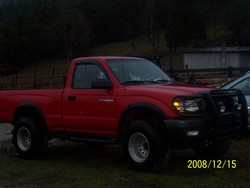 tabneys 2002 Toyota Tacoma Regular Cab