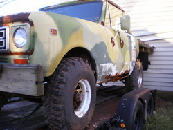 dixie_4x4s 1977 International Scout II