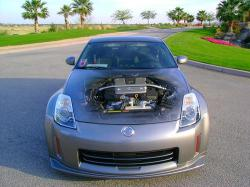 07Stealth350Zs 2007 Nissan 350Z