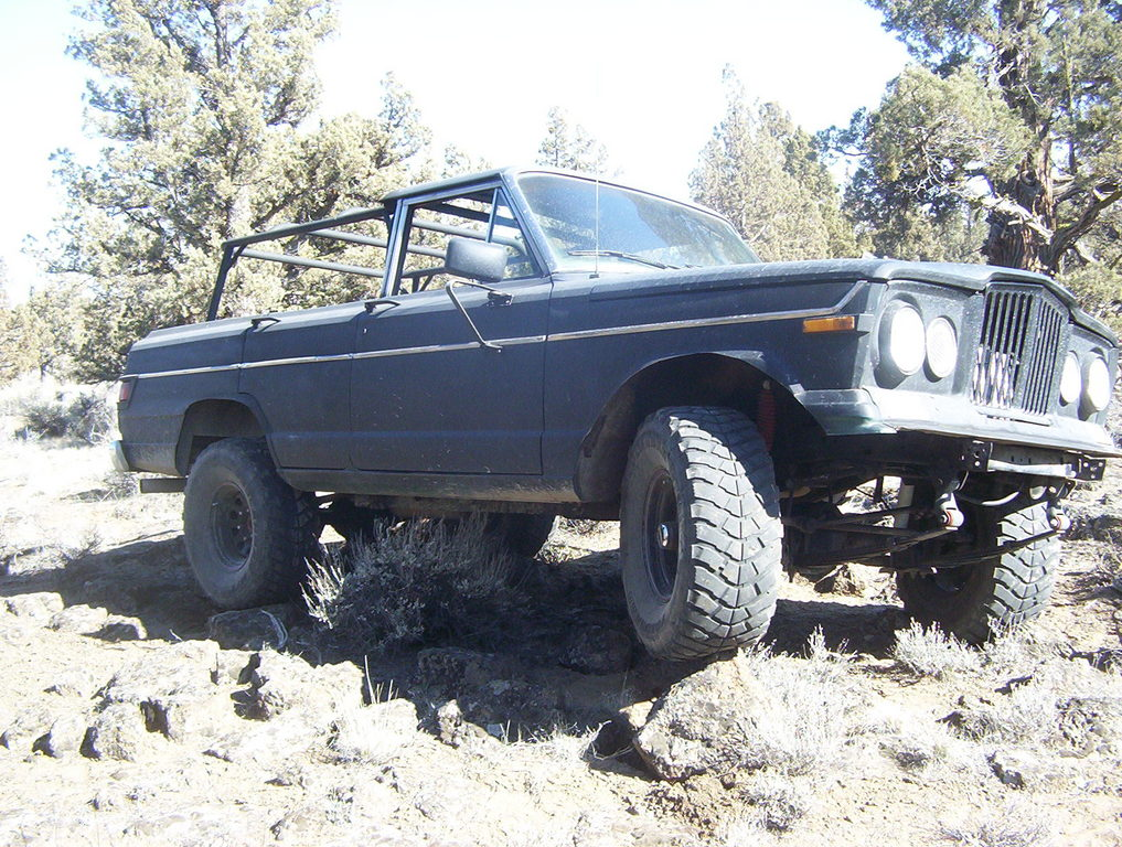 Another psycoroger 1965 Jeep Wagoneer post... - 12375587