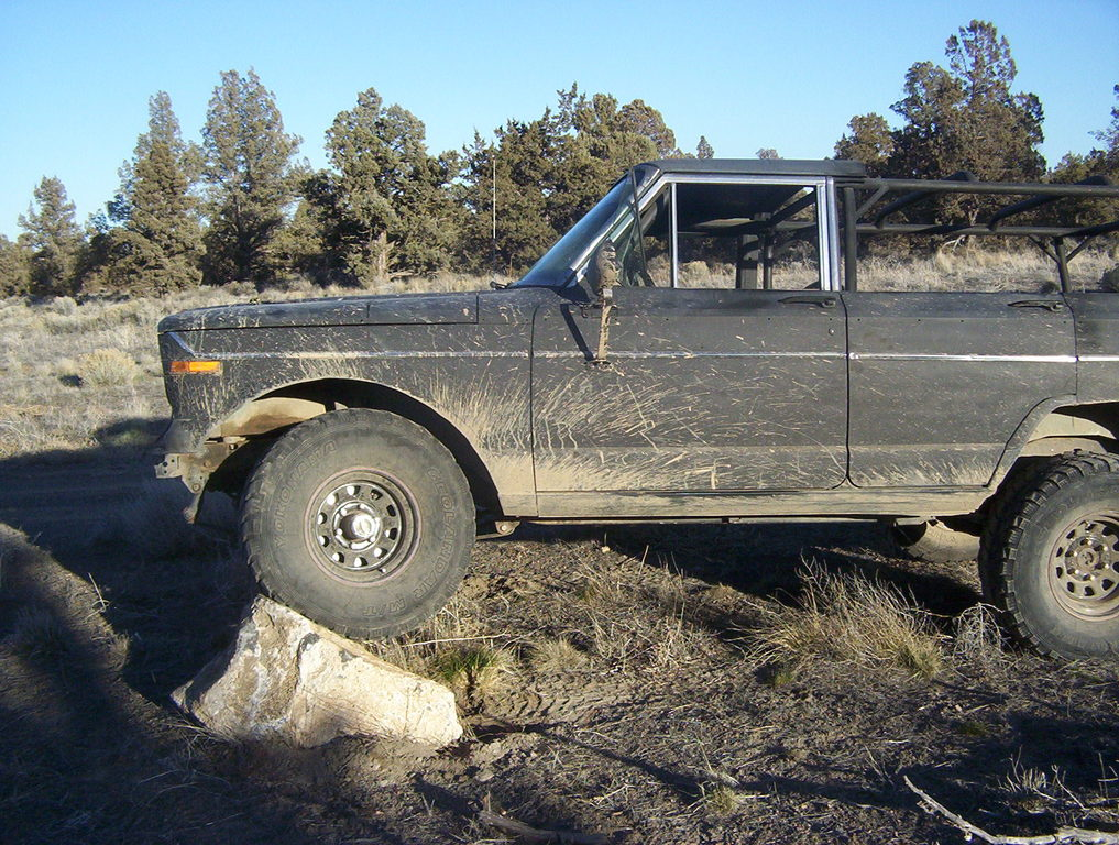 Another psycoroger 1965 Jeep Wagoneer post... - 12375589