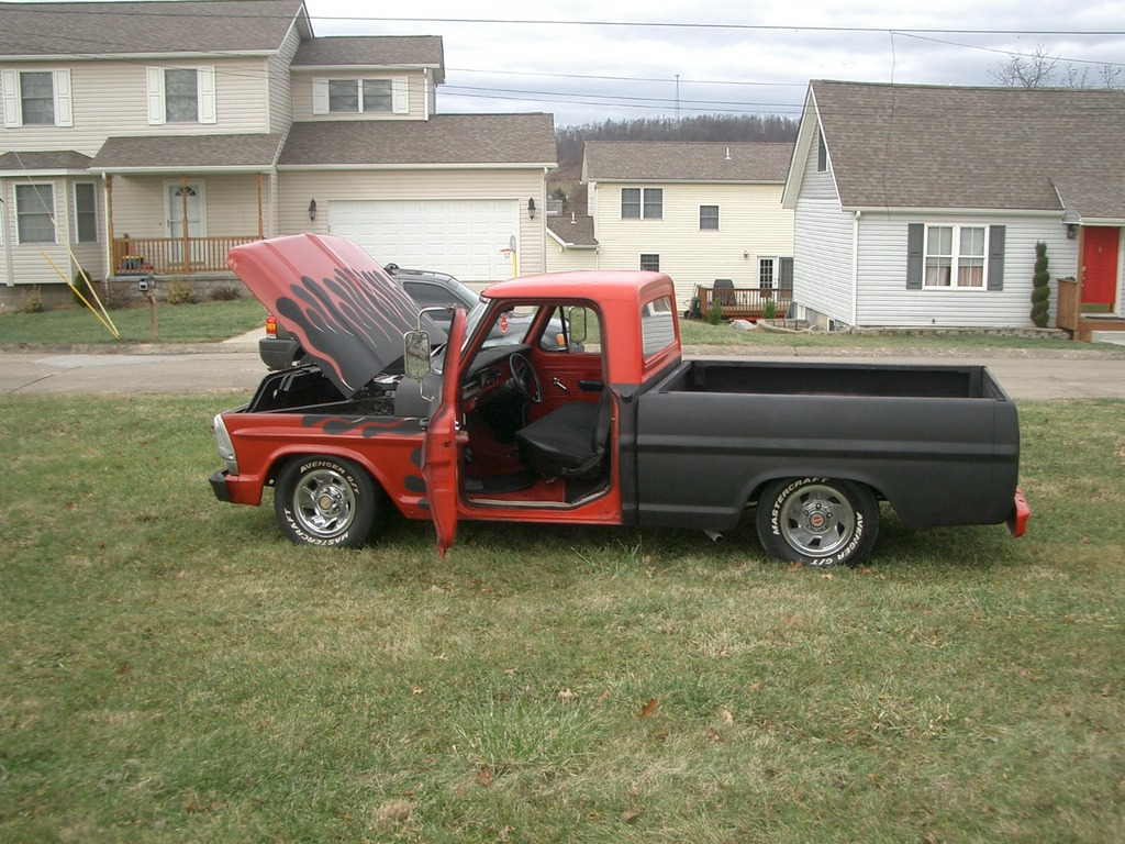 DioCustoms's 1967 Ford C-Cab