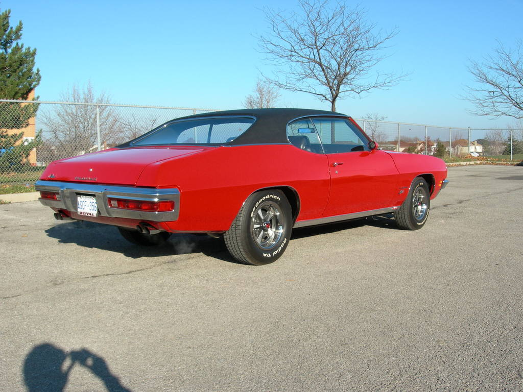 1972 pontiac le mans - photo #7