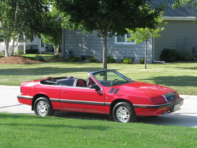 PHANTOM33 1992 Chrysler LeBaronConvertible 2D Specs, Photos ...