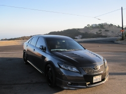 Custom09CamrySes 2009 Toyota Camry 