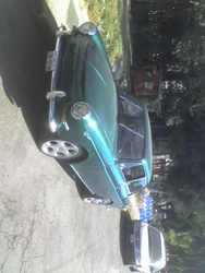 becasc 1964 Volkswagen Notchback