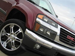 grandcanyon20ss 2007 GMC Canyon Regular Cab