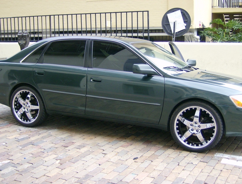 dre uptown 2000 toyota avalon specs photos modification info at cardomain cardomain