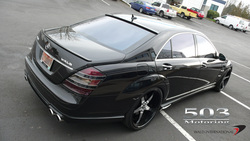 503motorings 2007 Mercedes-Benz S-Class