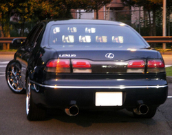 jkoning07s 1993 Lexus GS