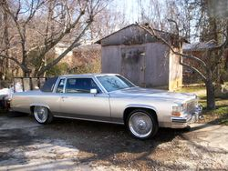SCOOT1977s 1984 Cadillac DeVille