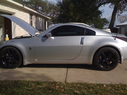kelsey_kayes 2007 Nissan 350Z
