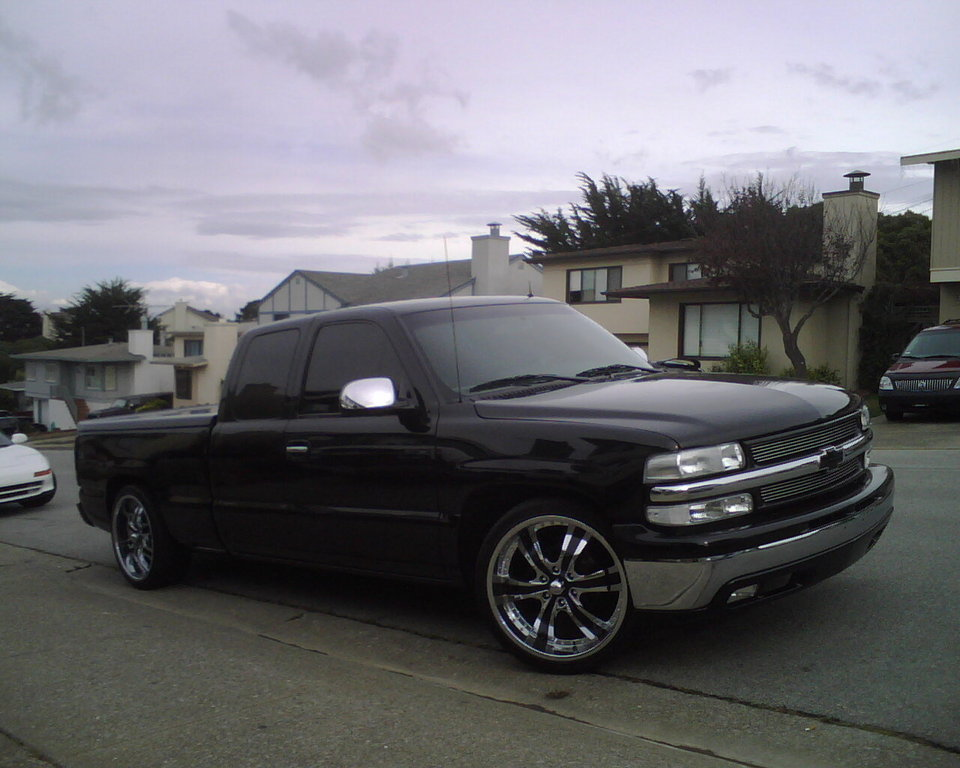 that01chevy 2001 Chevrolet Silverado 1500 Regular Cab ...