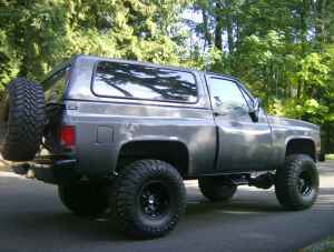 bsellers 1991 Chevrolet Blazer Specs, Photos, Modification ...