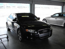 adidas988s 2007 Audi A4