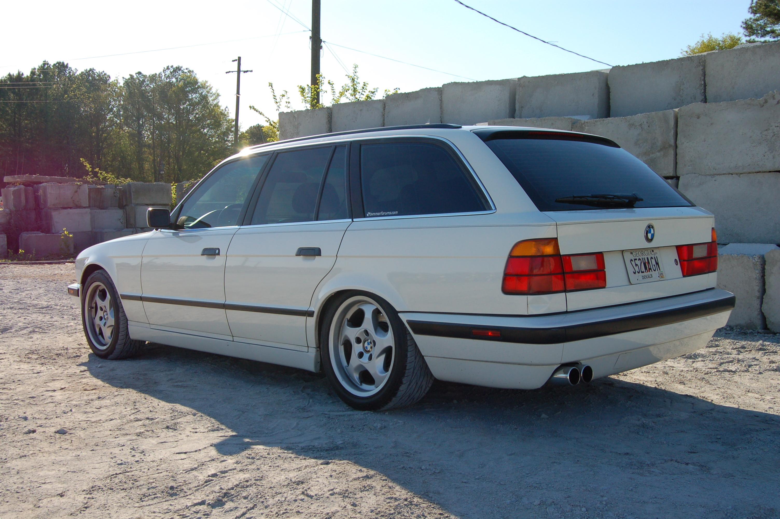 shrike071's 1993 BMW 5 Series