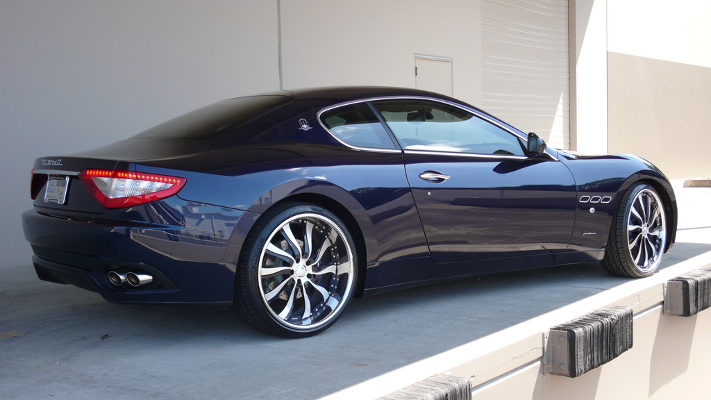 503motoring 2008 maserati granturismo specs photos. Black Bedroom Furniture Sets. Home Design Ideas
