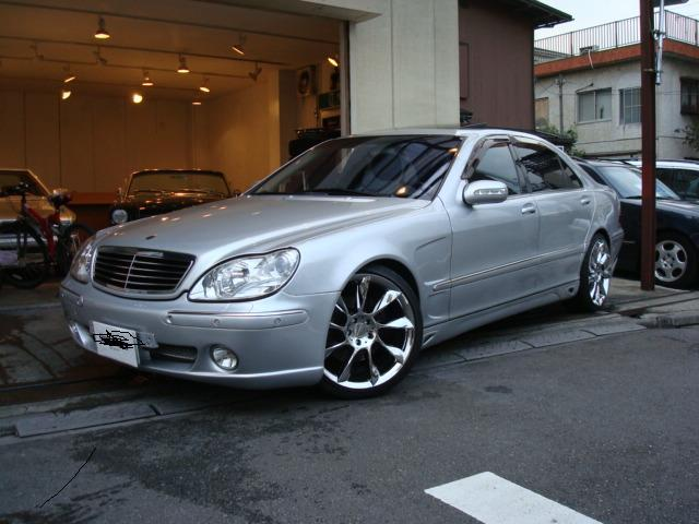 bstncargame 2002 mercedes benz s class specs photos. Black Bedroom Furniture Sets. Home Design Ideas