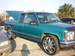 tobiasdominics 1996 GMC Sierra 1500 Regular Cab