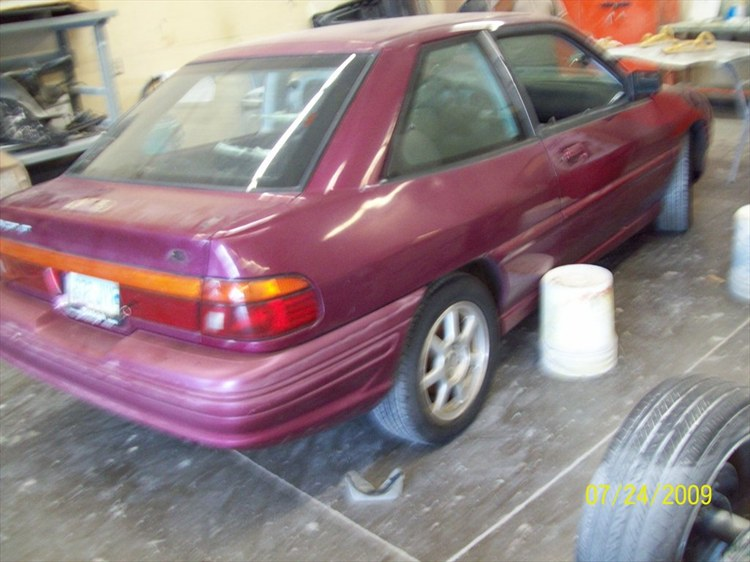 Another babyboyaz 1995 Ford Escort post... - 12388285