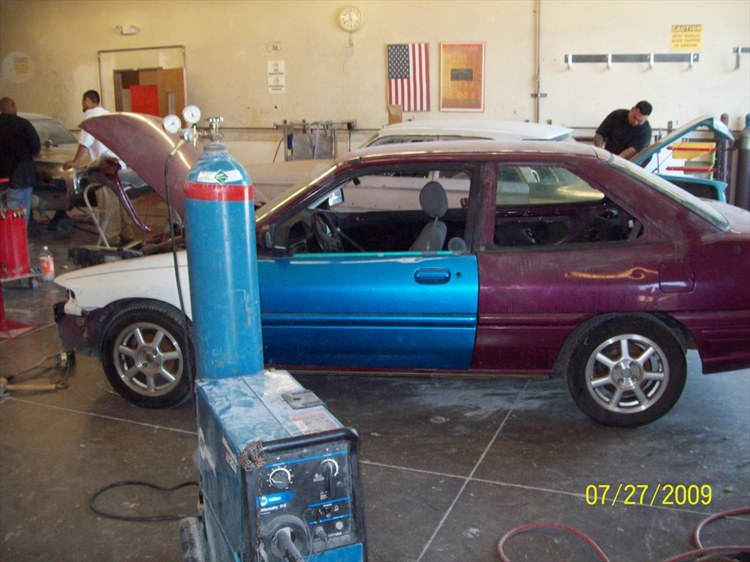 Another babyboyaz 1995 Ford Escort post... - 12388289