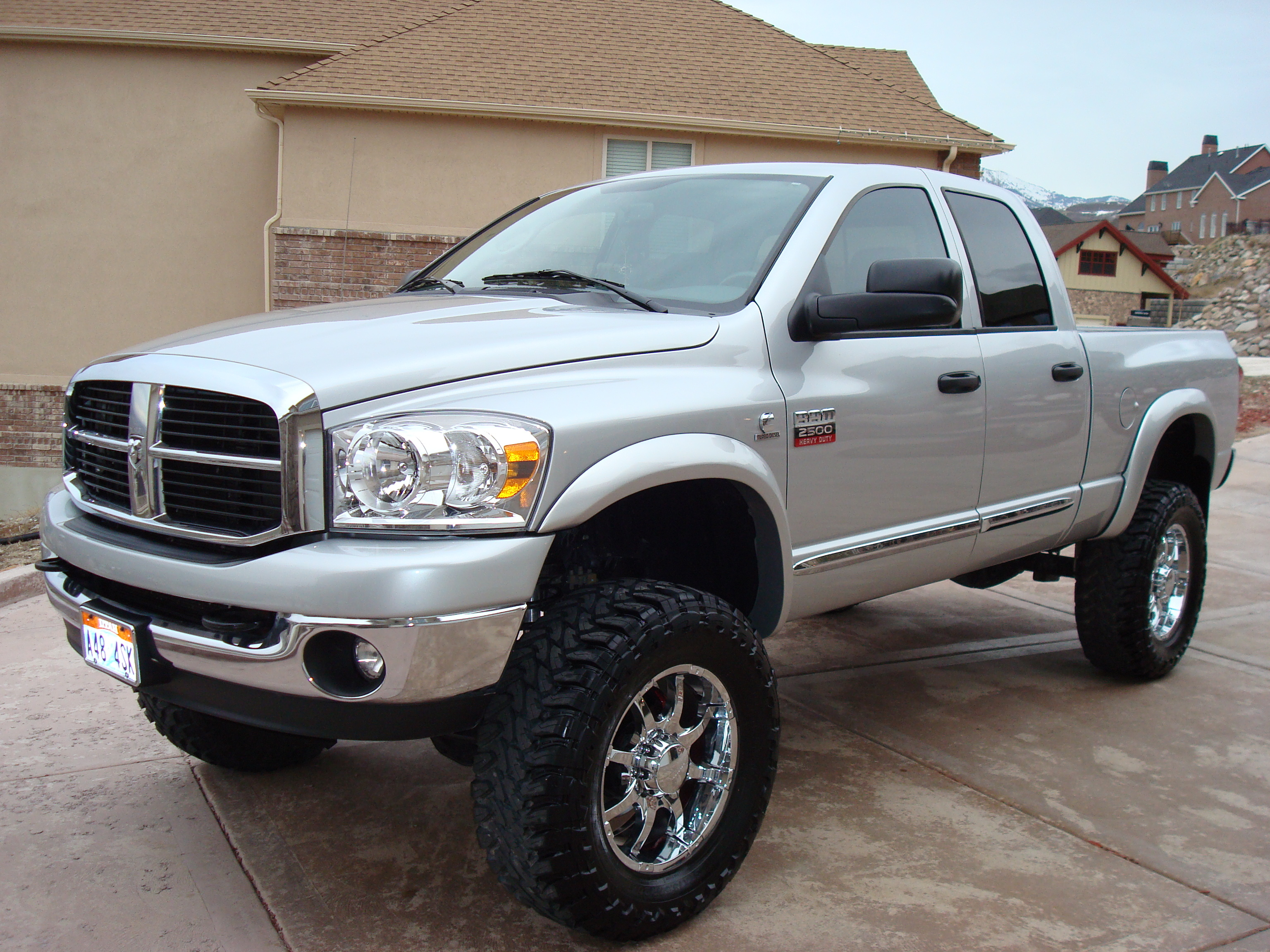 cumminup 2007 dodge ram 1500 regular cab specs photos modification info at cardomain. Black Bedroom Furniture Sets. Home Design Ideas
