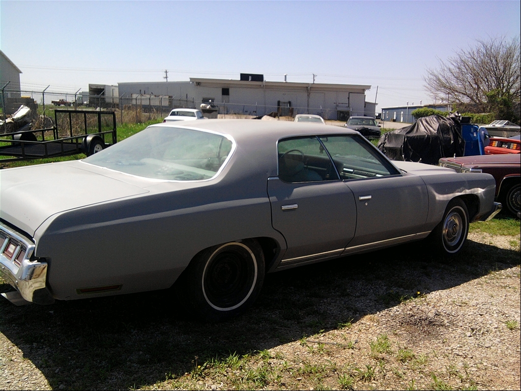 chevy caprice donks 1973 for sale