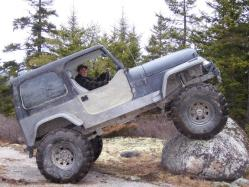 jeepbrownie4x4s 1984 Jeep CJ7