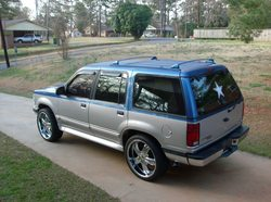 bigshow742000s 1994 Ford Explorer