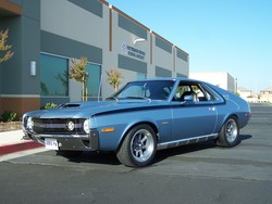 AMXINGs 1970 AMC AMX