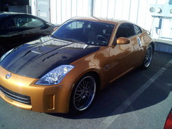yankee350s 2006 Nissan 350Z