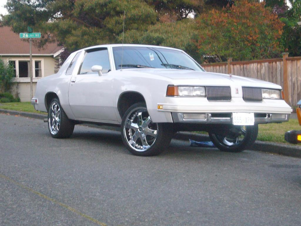 Another 1987cuttysup 1987 Oldsmobile Cutlass Supreme post... - 12391065