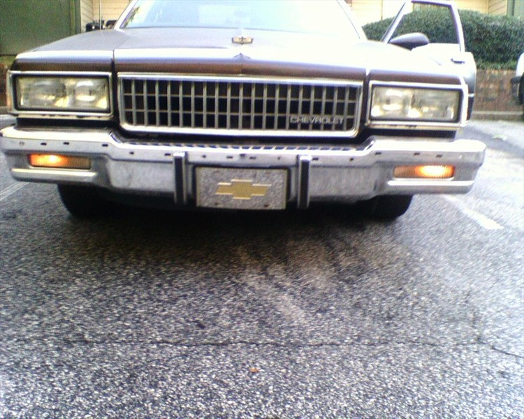 1986 Chevy Caprice For Sale On Craigslist