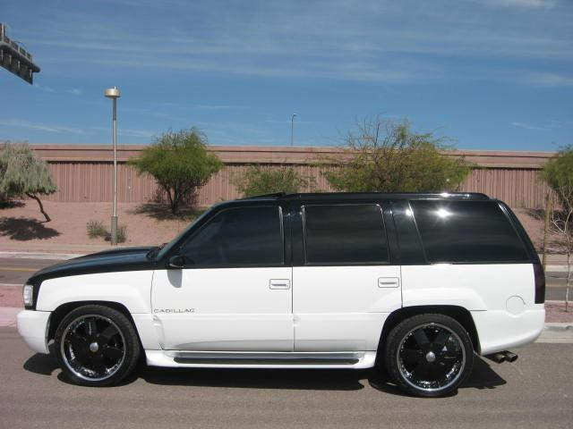 Another AZKING 1999 Cadillac Escalade post... - 12395680
