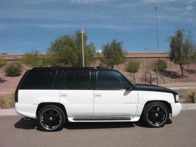 Another AZKING 1999 Cadillac Escalade post... - 12395682