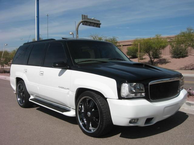 AZKING 1999 Cadillac Escalade 12395687