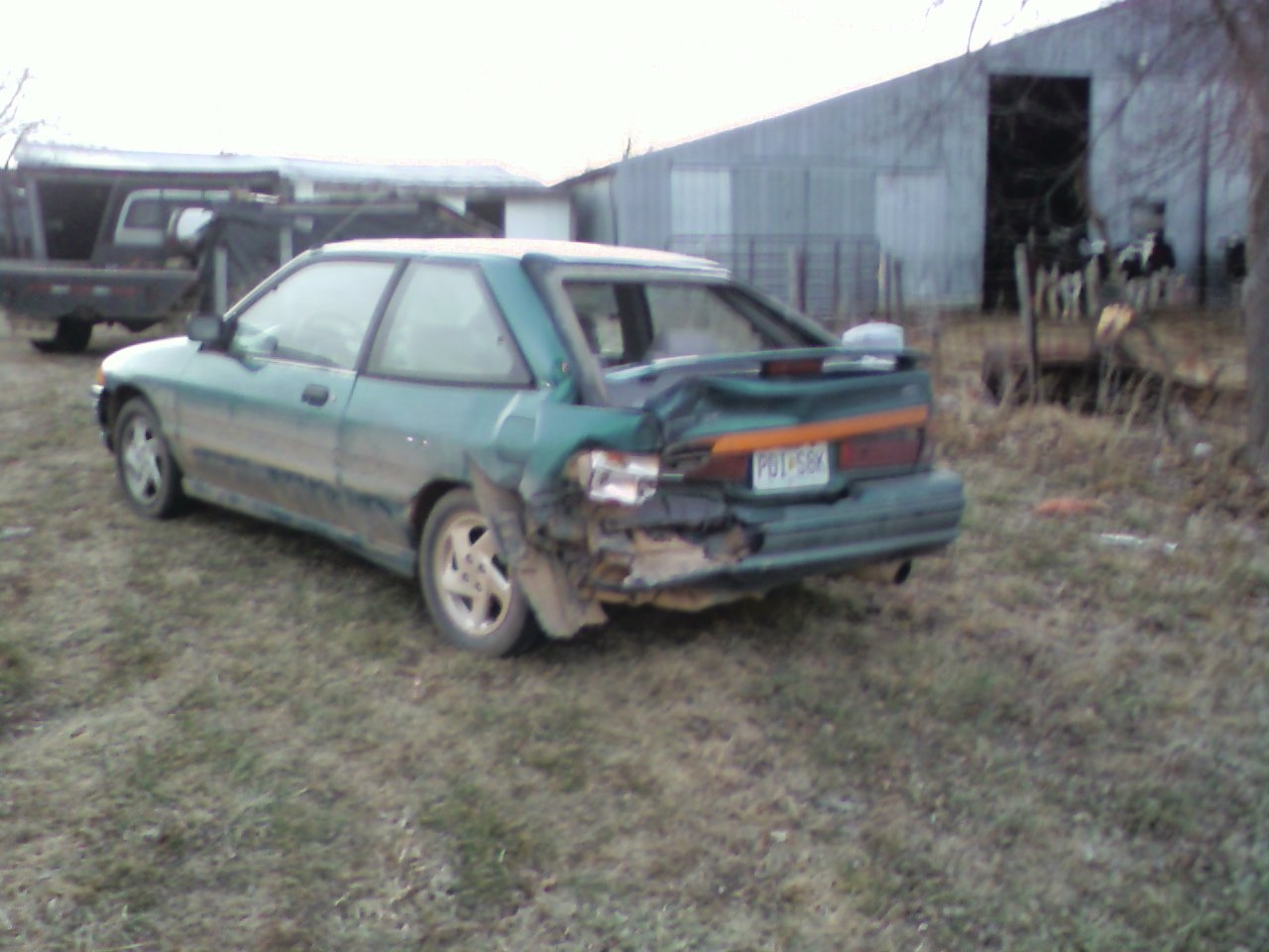 Another buddysgt 1993 Ford Escort post... - 12392849