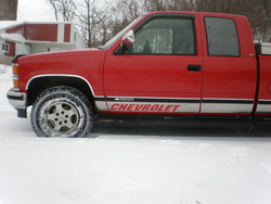 homie927s 1994 Chevrolet Silverado 1500 Regular Cab