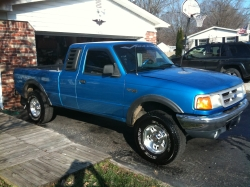 cmorrow1s 1993 Ford Ranger Regular Cab