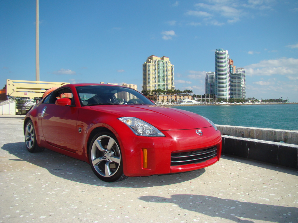 anonymous surfer 2006 nissan 350z specs photos. Black Bedroom Furniture Sets. Home Design Ideas