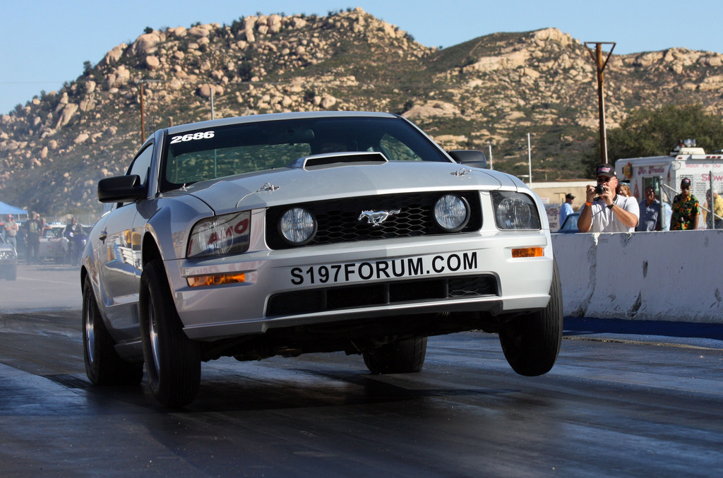 psfracer 2006 Ford Mustang