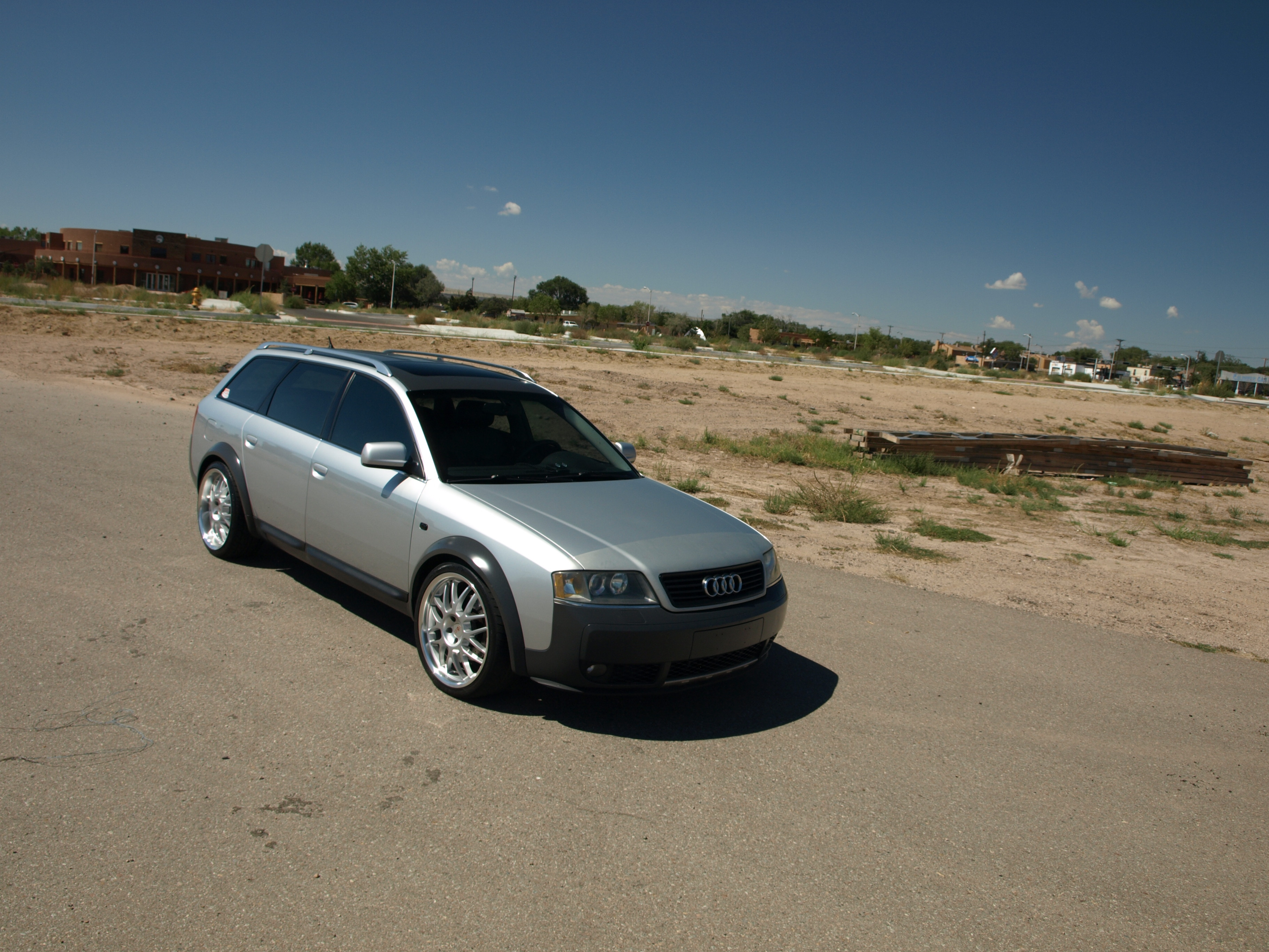 Another green-eggs-n-ham 2001 Audi allroad post... - 13544181