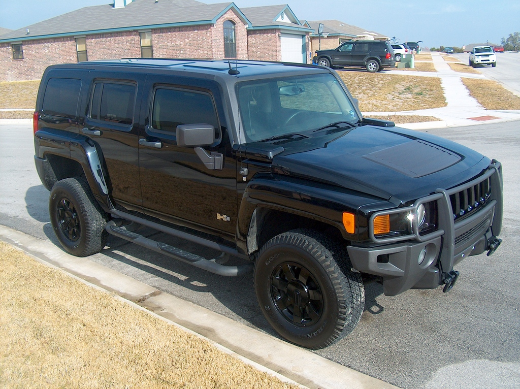 Another psuperti 2007 Hummer H3 post... - 12396599
