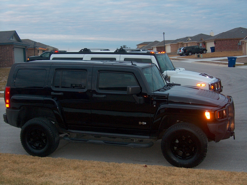 Another psuperti 2007 Hummer H3 post... - 12396609
