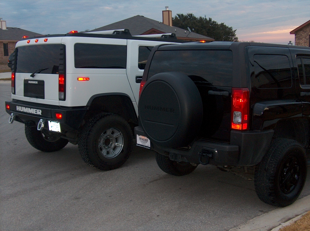 Another psuperti 2007 Hummer H3 post... - 12396610