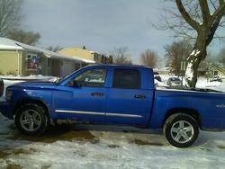 s10rider7 2008 Dodge Dakota Regular Cab & Chassis