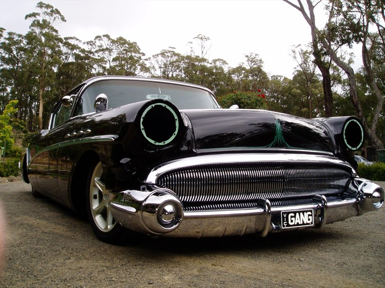 Peter's Buick Super